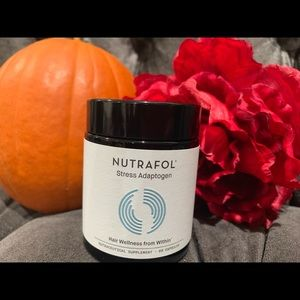 Nutrafol Stress Adaptogen. Hair wellness